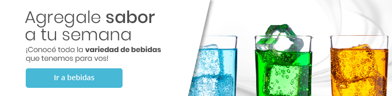 Bebidas - ENERGIZANTE