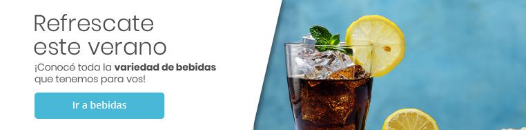 Bebidas - GASEOSAS