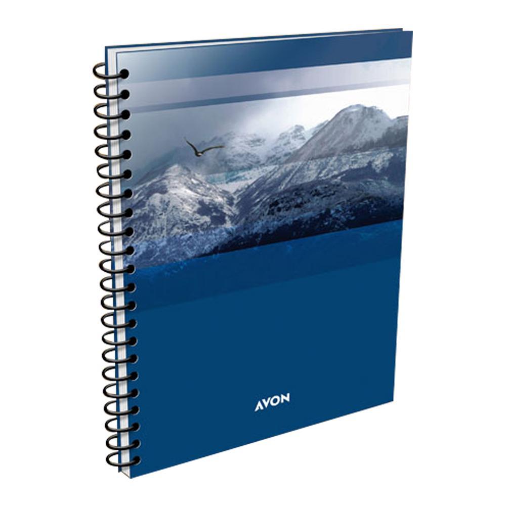 Cuaderno Universitario Avon 84 Hojas Rayadas