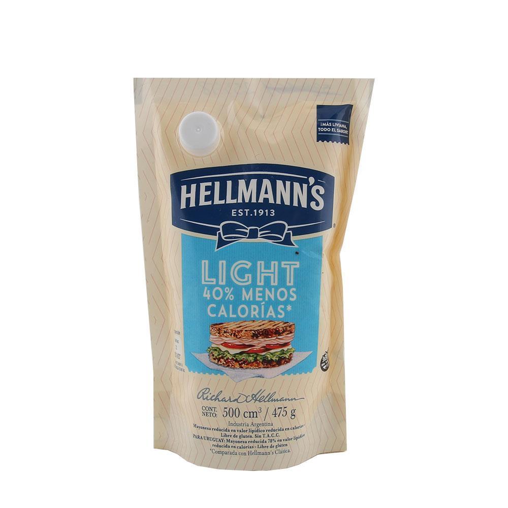 Mayonesa Hellmann'S Light 475 Gr