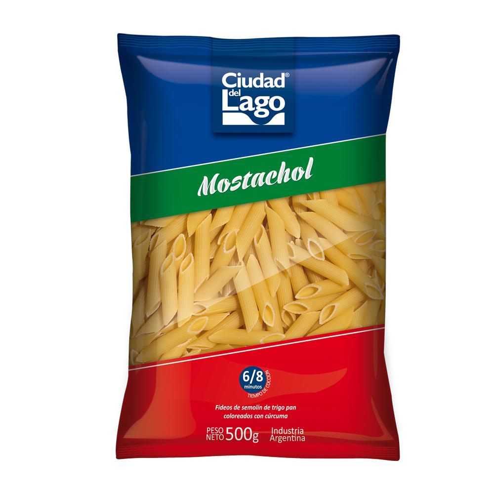 Mostachol CIUDAD DEL LAGO Paquete 500 Gr