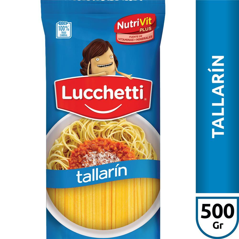 Tallarin LUCCHETTI     Paquete 500 Gr