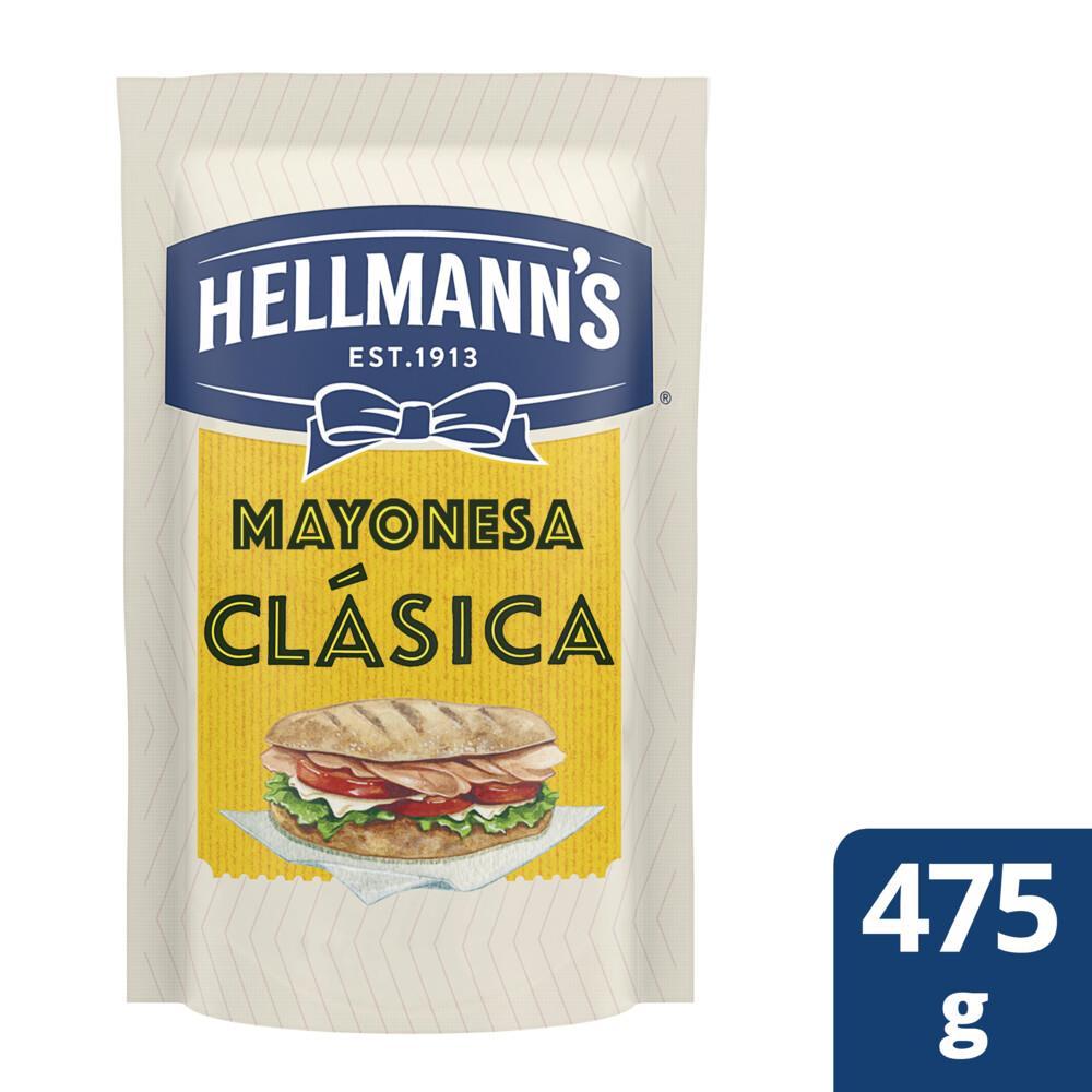 Mayonesa Hellmann'S Clásica 475 Gr