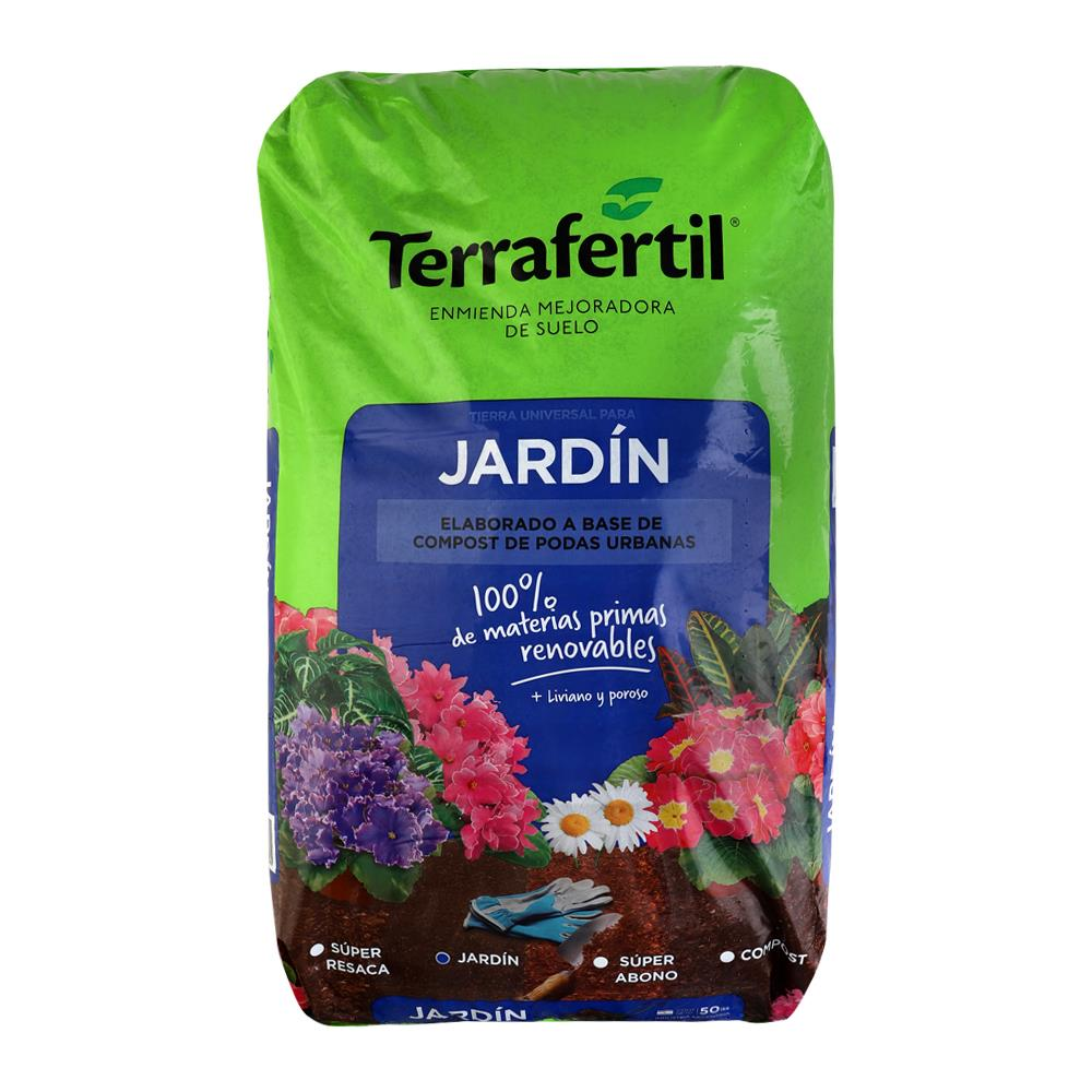 Tierra Fertilizada X 50l . . .