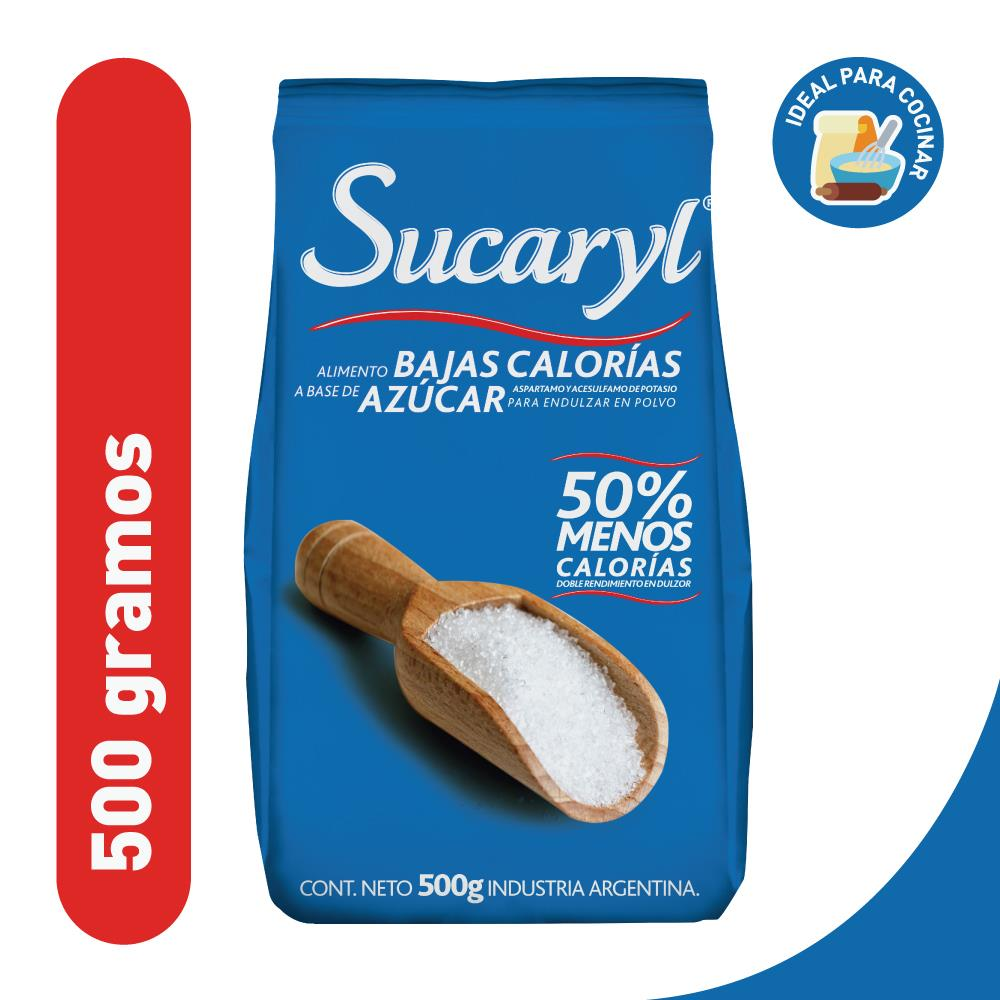 Azúcar SUCARYL Light Paquete 500 Gr