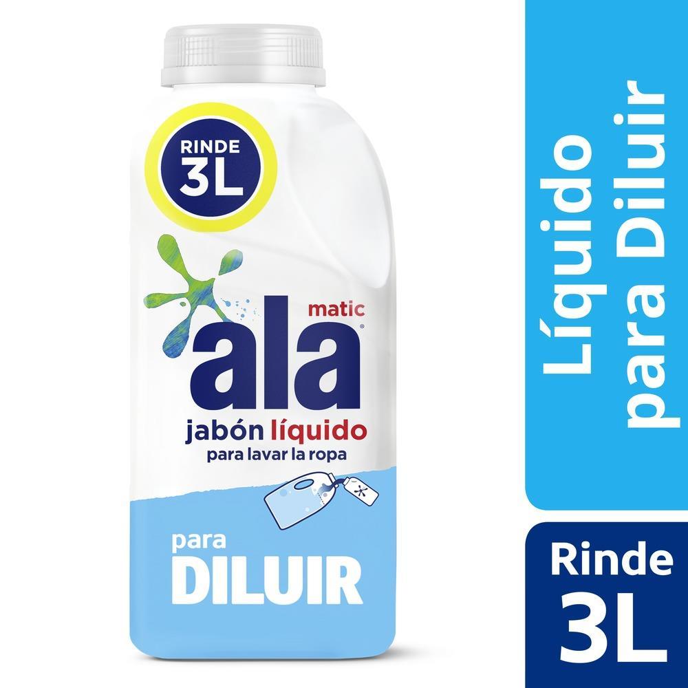 Jabon Liquido Para Diluir ALA Bot 500 Ml