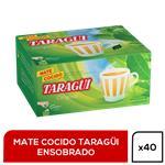 Mate Cocido TARAGUI Caja 40 Saquitos