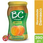 Mermelada Damasco BC LA CAMPAGNOLA Bc Light Frasco 390 Gr