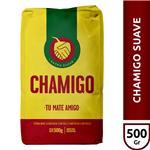Yerba Mate C/Palo Chamigo Paq 500 Grm