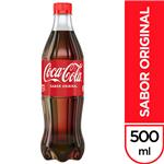 Gaseosa Coca-Cola Sabor Original 500 Ml