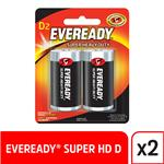 Pila D Eveready Grande Bli 2 Uni