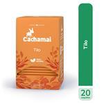Té Tilo CACHAMAI Caja 20 Saquitos