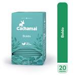 Té Boldo CACHAMAI Caja 20 Saquitos
