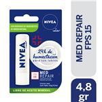 Protector Labial NIVEA Labello Plus Bli 4.8 Grm