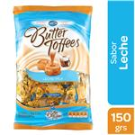 Caramelos BUTTER TOFFEES Leche Bol 150 Grm