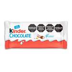 Chocolate KINDER Relleno Tab 100 Grm