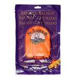 Salmon Rosado Ahumado St. Andrews Con Ajo Pouch 100 Gr