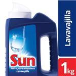 Polvo Lavavajilla Sun 1 Kg Botella