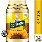 Aceite Mezcla . COCINERO Pet 1.5 Ltr