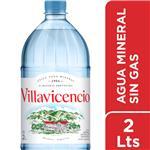 Agua Mineral Natural De Manantial Villavicencio 2 L