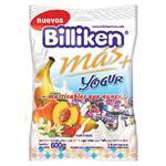 Caramelos BILLIKEN Yogurt Bol 600 Grm