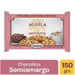 Cobertura D/Chocolate Aguila Chocolitos S/Amargo Bol 150 Gr