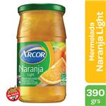 Mermelada Naranja ARCOR Light Frasco 390 Gr