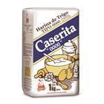 Harina De Trigo 0000 Caserita Paq 1 Kgm