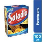 Snacks SALADIX Parmesano Est 100 Grm
