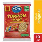 Turron Mani ARCOR Bli 10 Un