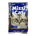 Alimento Para Gato Mizzi Frutos Del Mar Bol 500 Grm