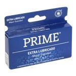 Preservativos PRIME Lubricado Cja 6 Uni