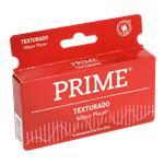 Preservativos PRIME Texturado Cja 6 Uni