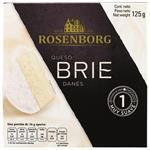 Ques.Brie . Rosenborg Paq 125 Grm