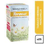Té Manzanilla TARAGUI Caja 25 Saquitos