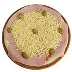 Pizza Fiambre Cerdo/Muzza Coto Uni