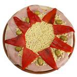 Pizza Fiambre Cerd/Morro Coto Uni