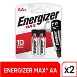 Pila Aa Energizer Chica Bli 2 Uni