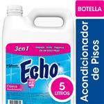 Acondicionador De Piso ECHO 3 En 1 Clásico Bidón 5 L