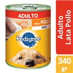 Alimento Adultos PEDIGREE 340 Gr Pollo