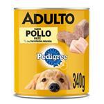 Alimento Adultos PEDIGREE 340 Gr Pollo