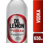 Americano DR. LEMON Con Vodka Botella 650 Cc