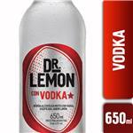 Americano DR. LEMON Con Vodka Botella 650 Cc