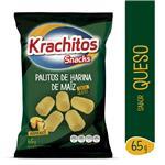 Palitos Salados Krach-Itos Sabor Queso Bol 65 Grm