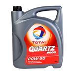 Aceite TOTAL Quartz 5000 20w-50 4 L