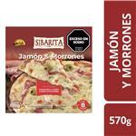 Pizza Muz/Jm/Mo Sibarita Cja 570 Grm