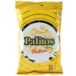 Palitos Salados PEDRIN Bol 80 Grm