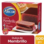Dulce De Membrill Arcor Cja 500 Grm