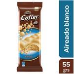 Chocolate COFLER Aireado Blanco Tab 55gr