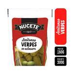 Aceitunas Verdes NUCETE Pouch 300 Gr
